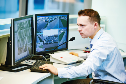 Why Security-Grade Monitors Matter for Surveillance